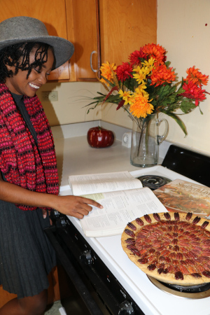 Check out cookbooks for new recipes to celebrate the holidays